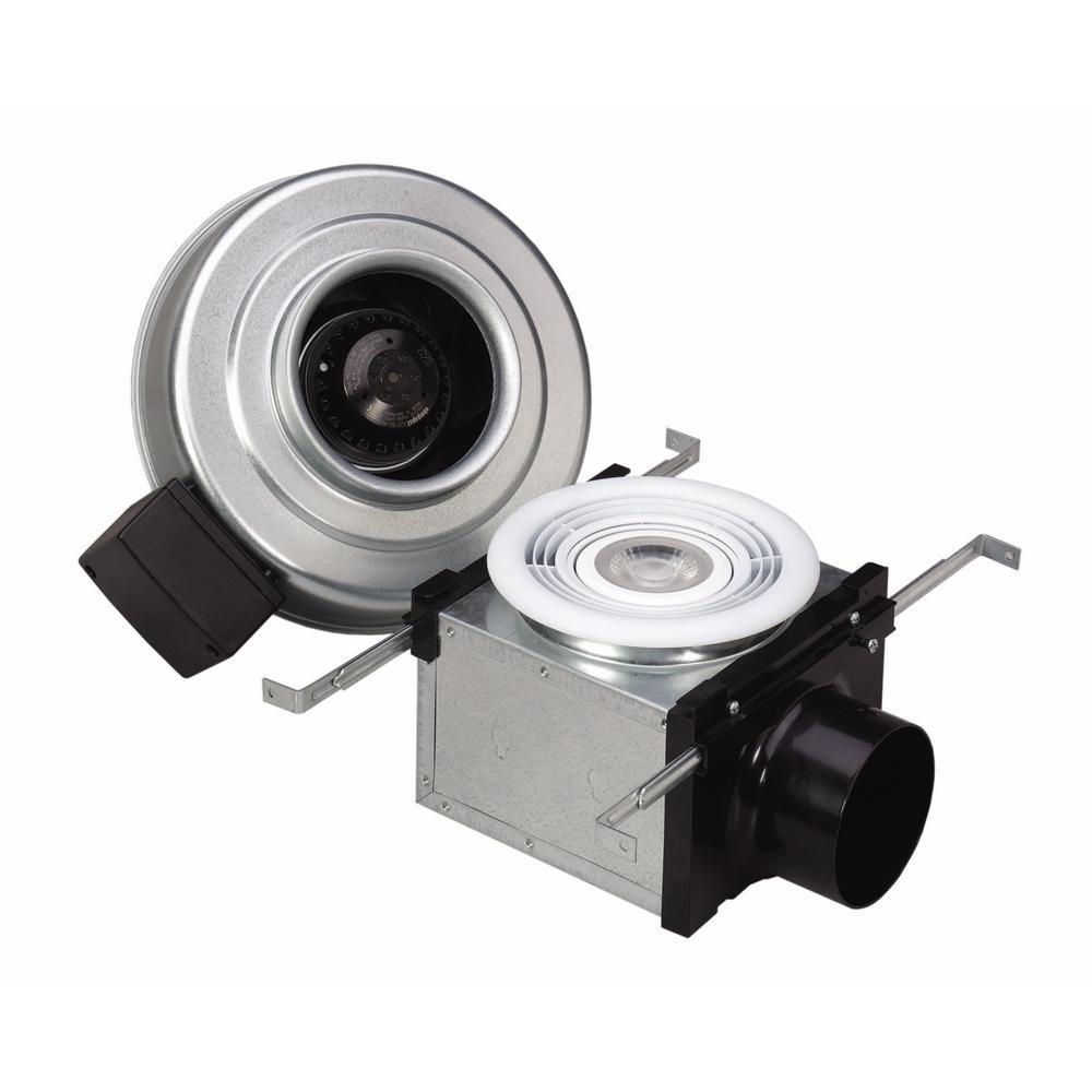 fantech premium 110 cfm ceiling bathroom exhaust fan with dimmable