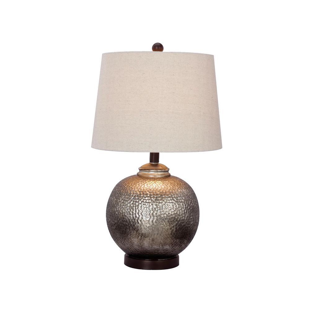 Paint Metal Lamp Base