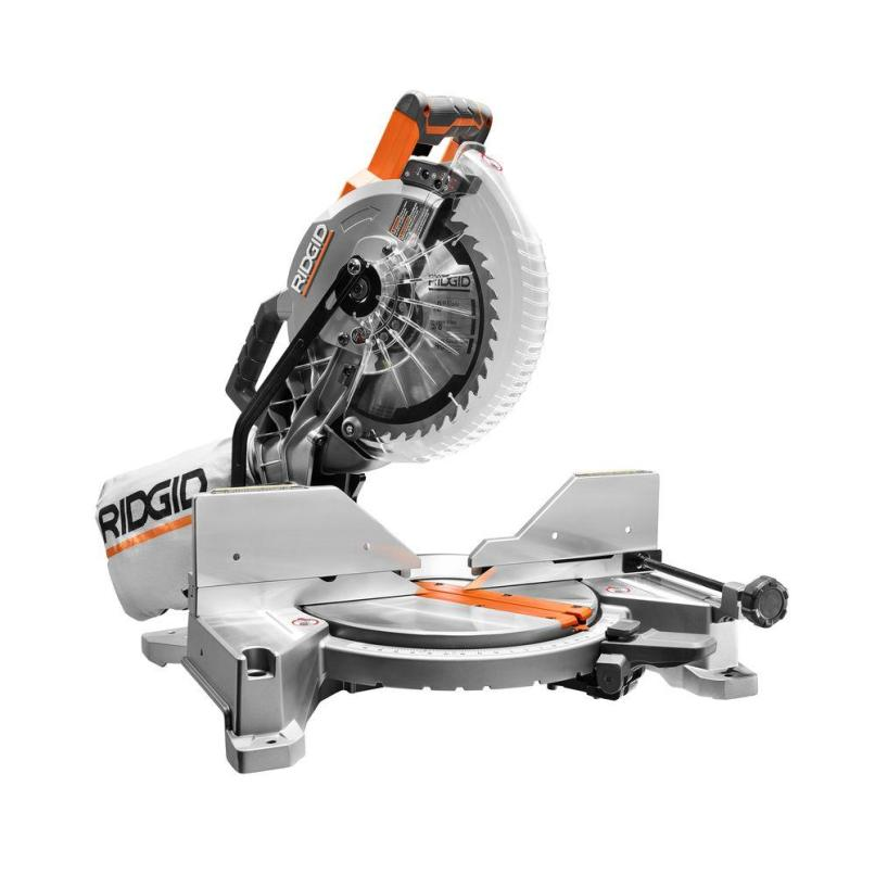 15 Amp 10 In Dual Bevel Miter Saw
