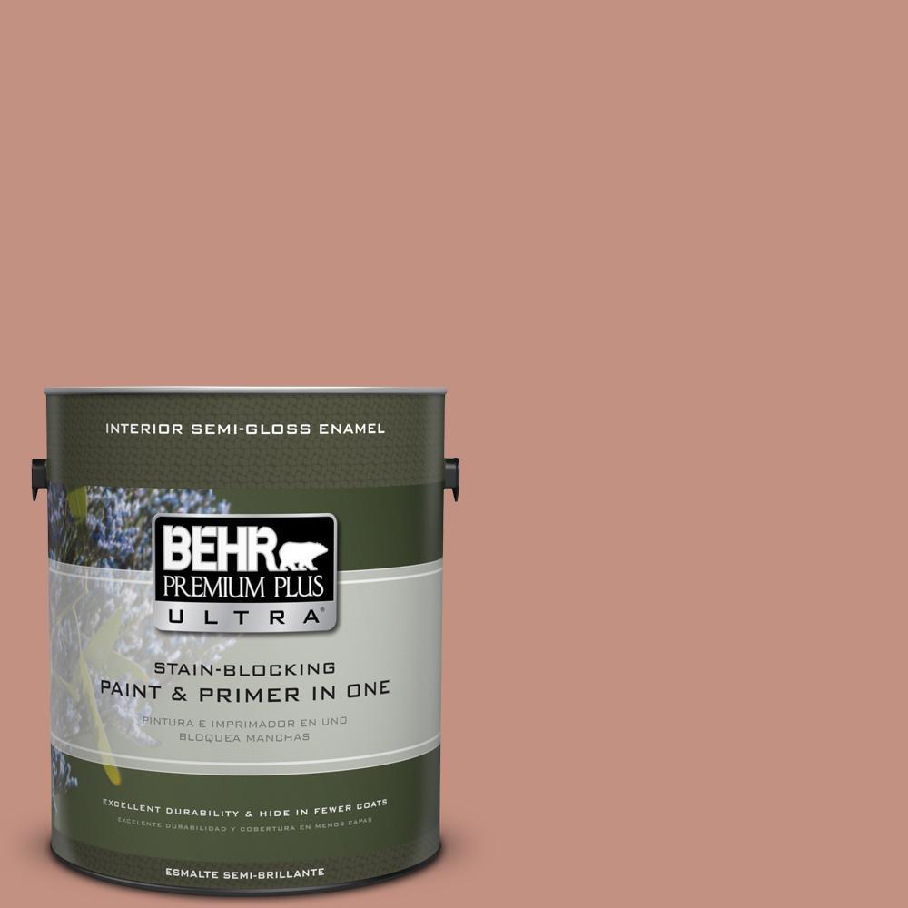 Behr Premium Plus Interior Exterior High Gloss Enamel Msds