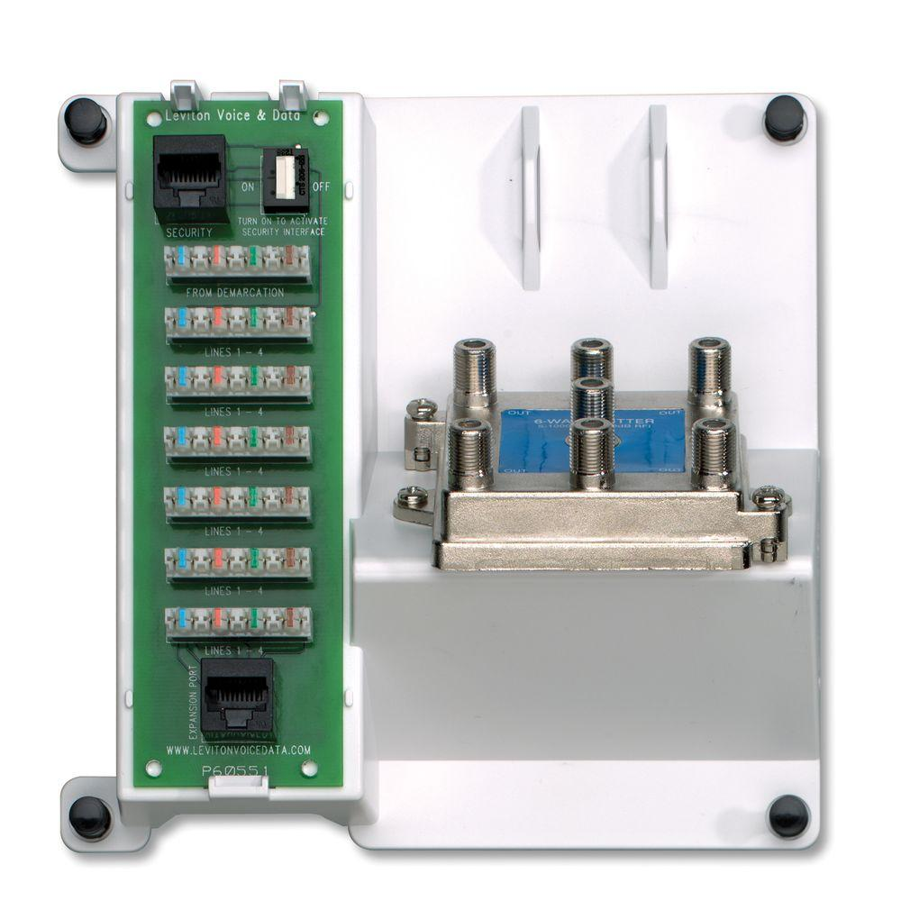 Leviton Residential Structured Wiring Guide Structuredwiring
