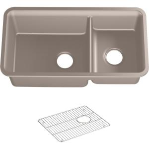 12 x 25in graphite extra large sink protector mat for kitchen sinks racks holders home garden