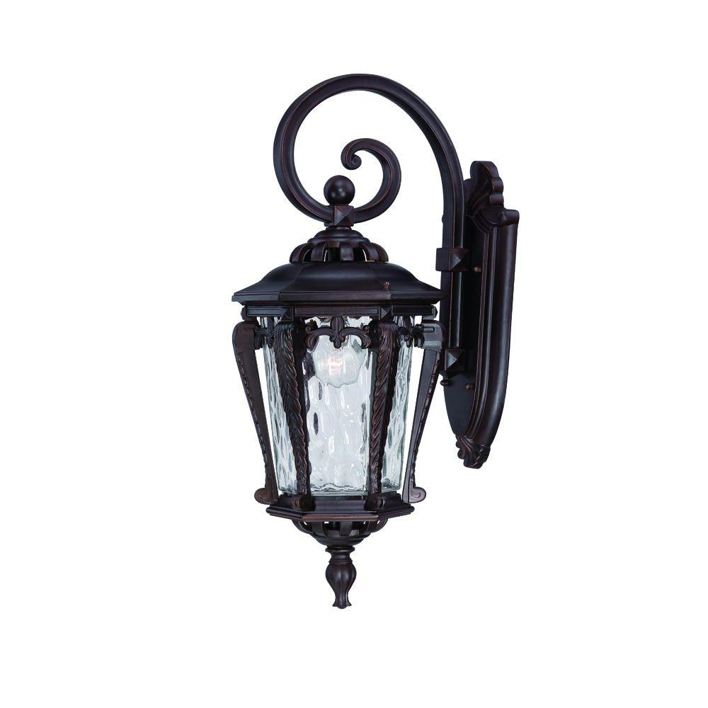 Acclaim Lighting Stratford Collection Architectural Bronze ... on Outdoor Lighting Fixtures Wall Mounted id=42011