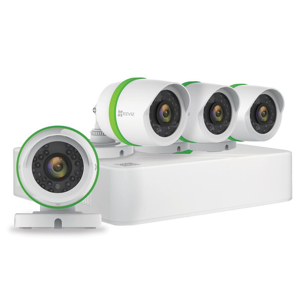Camera Home 4 Ezviz System Security