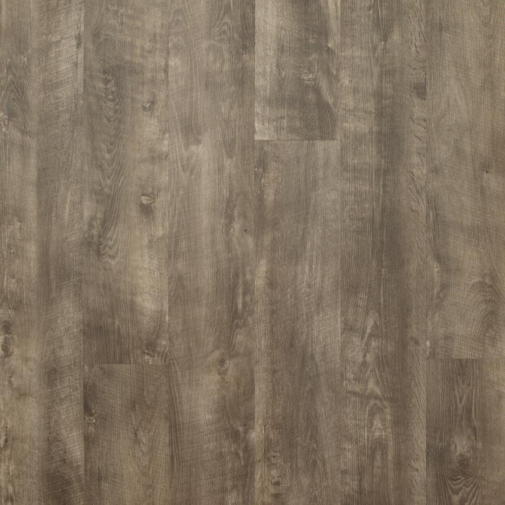 Lifeproof Autumn Harvest Grey Oak 7 5 In X 48 In Luxury Rigid Vinyl Plank Flooring 17 55 Sq Ft Per Carton 360697 The Home Depot