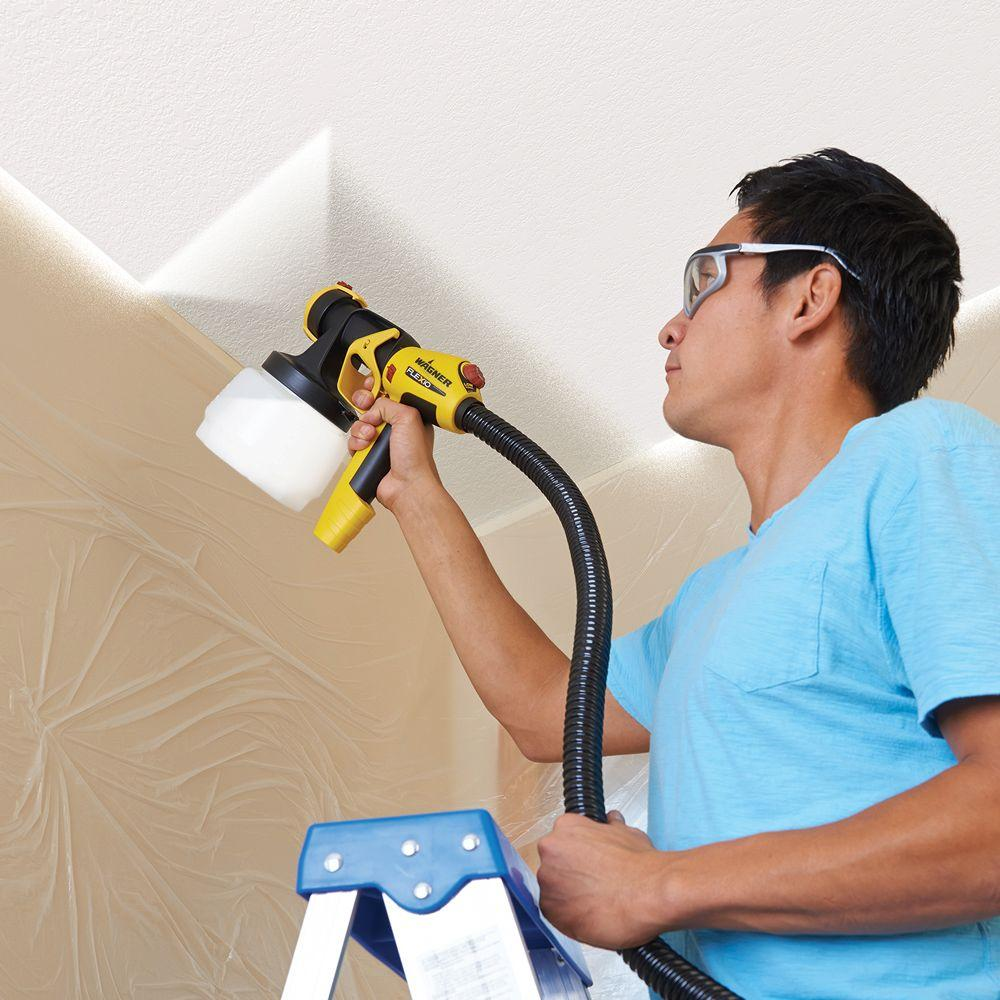 Wagner Paint Sprayer Not Spraying