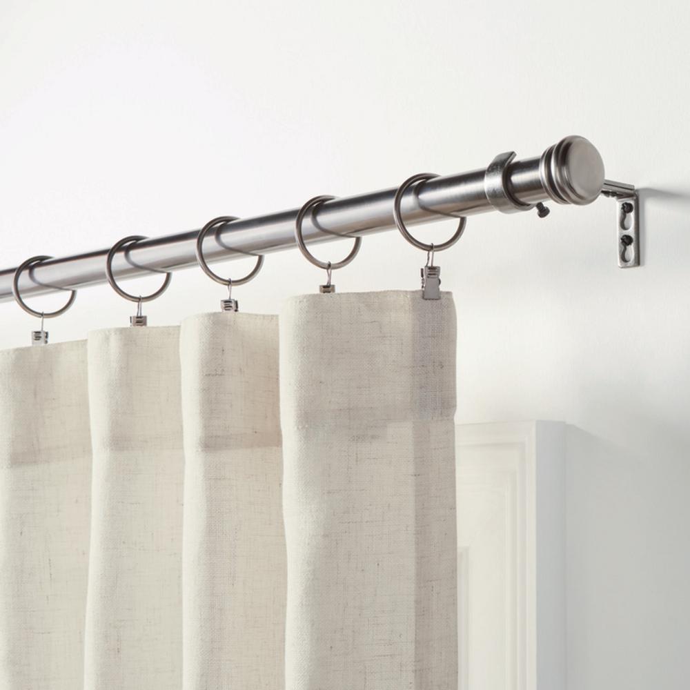 curtain rod clips