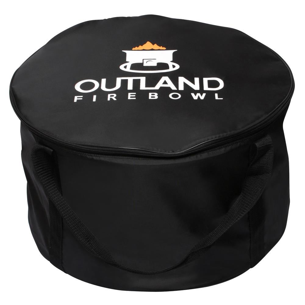 Outland Firebowl 22 in. Cypress Carry Bag for 21 in. Dia ... on Outland Living Cypress Fire Pit id=32723