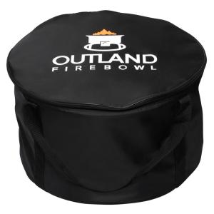 Outland Firebowl 22 in. Cypress Carry Bag for 21 in. Dia ... on Outland Living Cypress Fire Pit id=81162