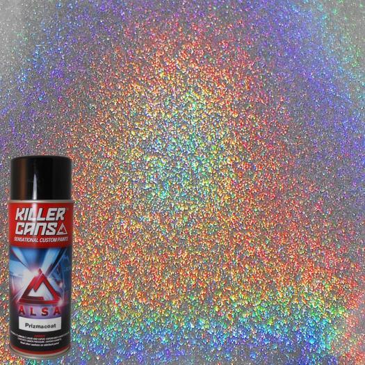 Alsa Refinish 12 Oz Prizmacoat Cans Spray Paint