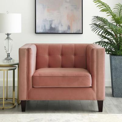 tufted accent chairs chairs the