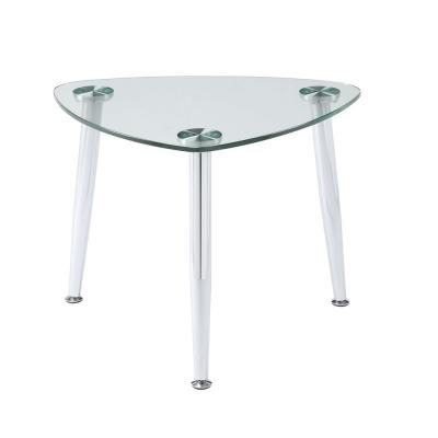 triangle end tables accent tables