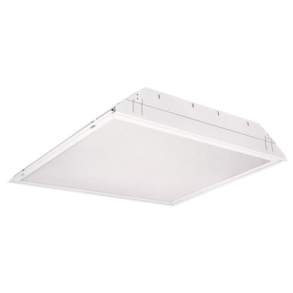 Lithonia Lighting SB 2 32 120 GESB 4 ft  Wraparound Fluorescent     Lithonia Lighting SB 2 32 120 GESB 4 ft  Wraparound Fluorescent Ceiling  Fixture SB 2 32 120 GESB   The Home Depot