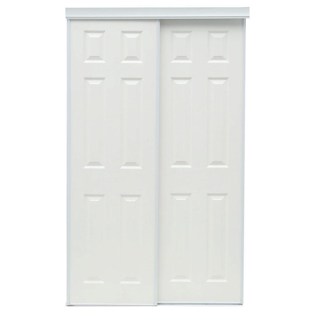 truporte 48 in x 80 in 106 series white composite Truporte 60 In X 80 In 106 Series Composite White id=36697