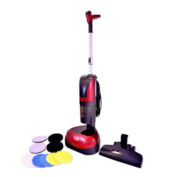 Ewbank 4 in 1 Floor Cleaner  Scrubber  Polisher and Vacuum with 23     Ewbank 4 in 1 Floor Cleaner  Scrubber  Polisher and Vacuum with 23