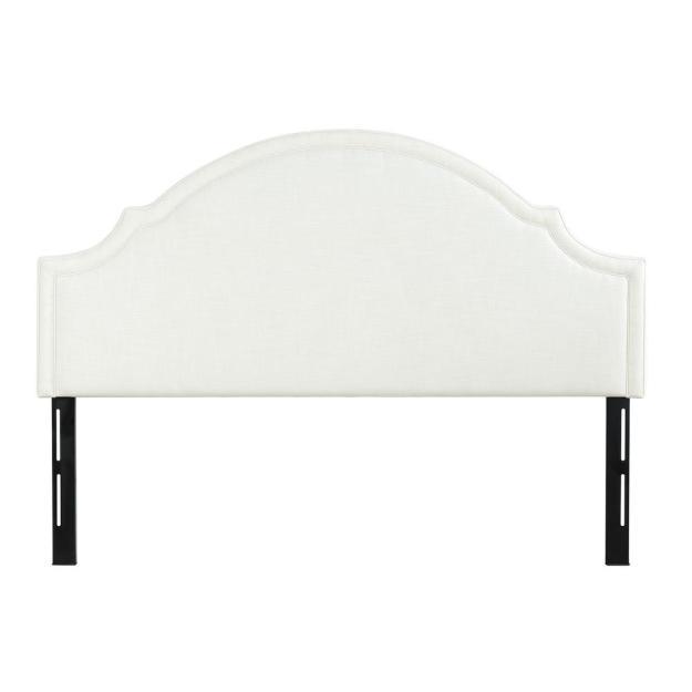 jennifer taylor catherine antique white king headboard-5000-690-4