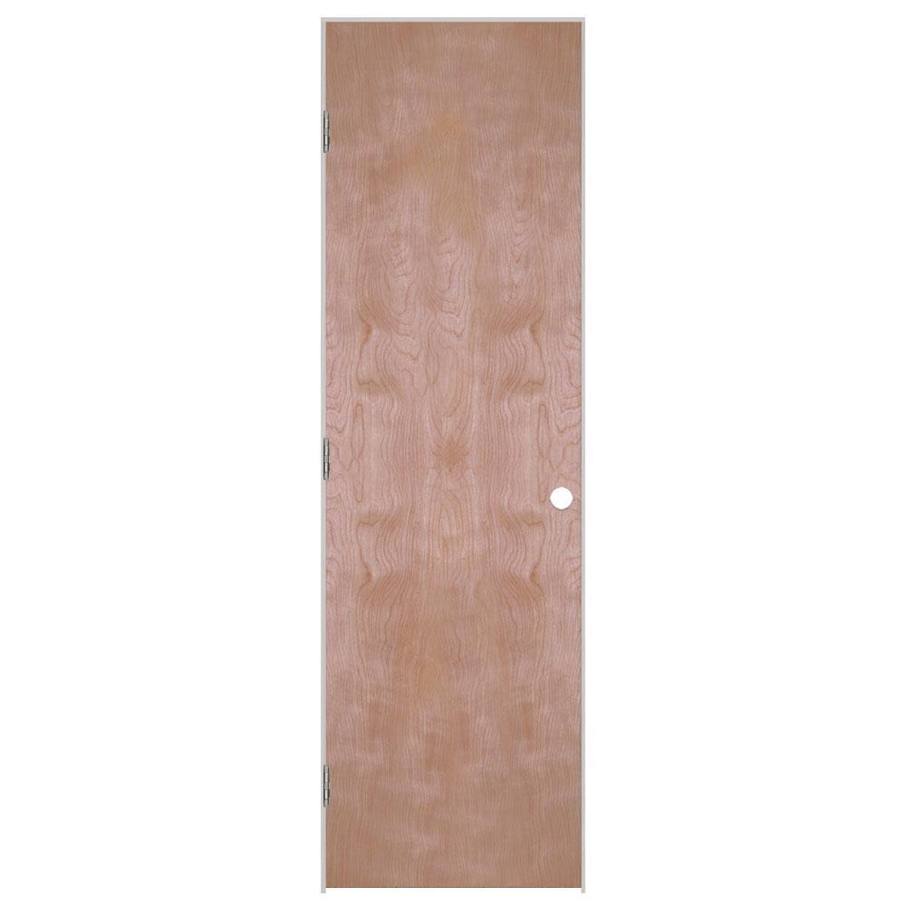 masonite 24 in x 80 in flush hardwood left handed hollow Masonite 24 In X 80 In Flush Hardwood Hollow Smooth id=31323