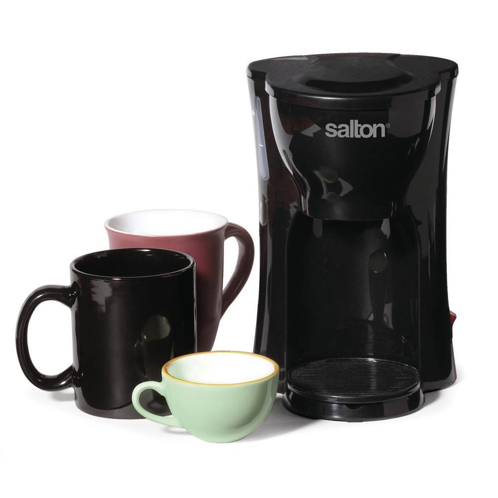 Salton Single Serve Coffee Maker FC1205 The Home Depot