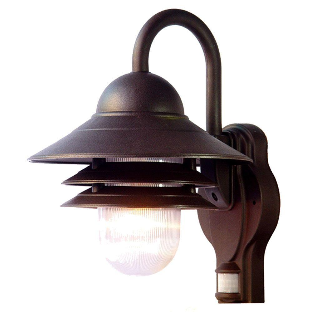 Acclaim Lighting Mariner Collection Wall-Mount 1-Light ... on Outdoor Lighting Fixtures Wall Mounted id=72739