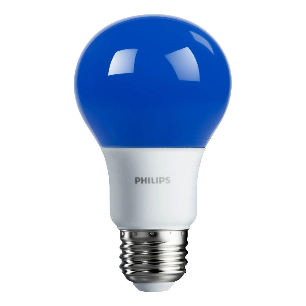 Blue Light Fluorescent Bulbs