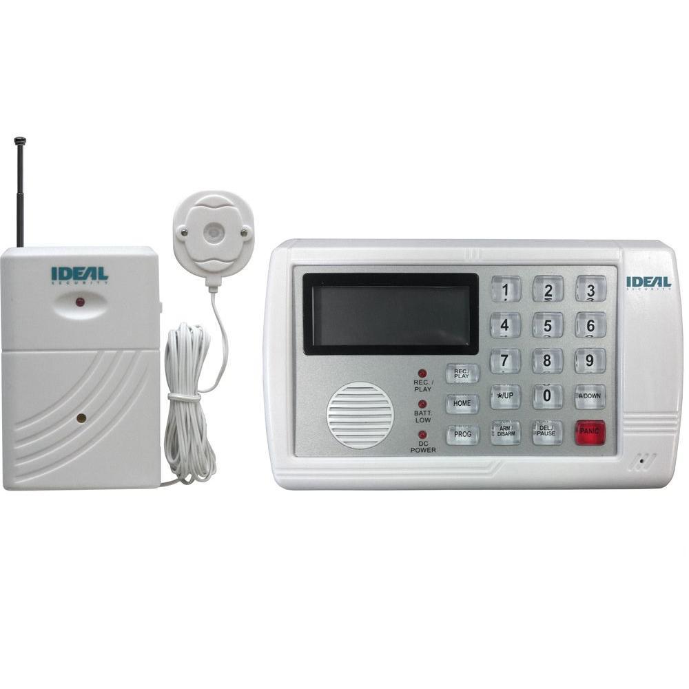 Diy Alarm Systems Monitoring