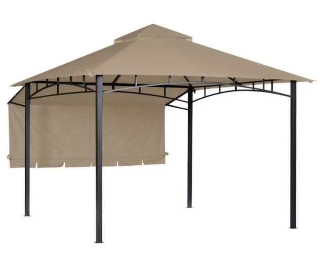 Riplock  Beige Replacement Canopy For  Ft X  Ft Garden House With