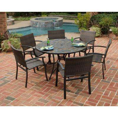 outdoor dining sets round