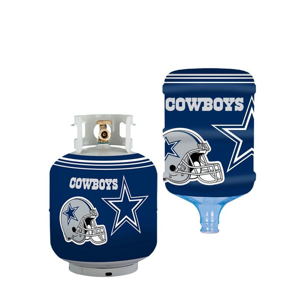 Bottle Skinz Dallas Cowboys Propane Tank Cover5 Gal