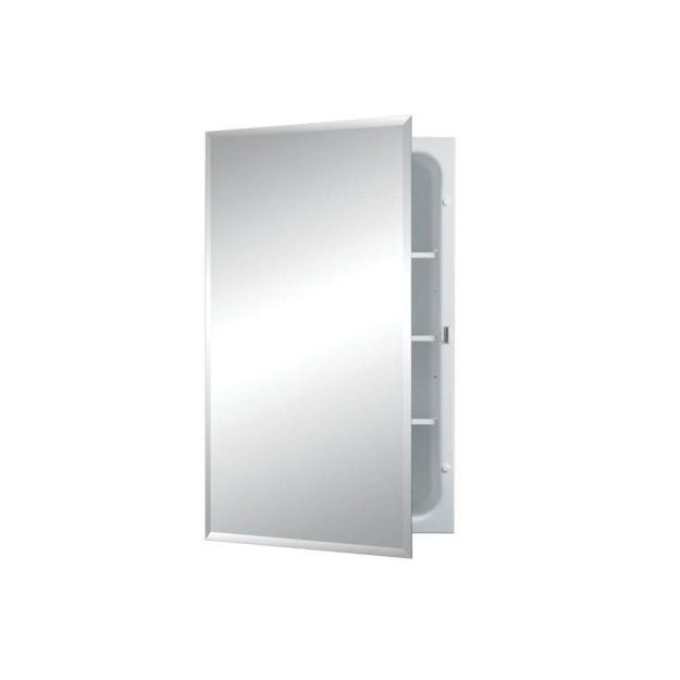 horizon 16 in. w x 26 in. h x 4-3/4 in. d frameless recessed