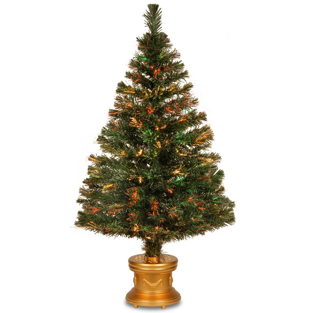 Unlit Christmas Trees Artificial Christmas Trees The