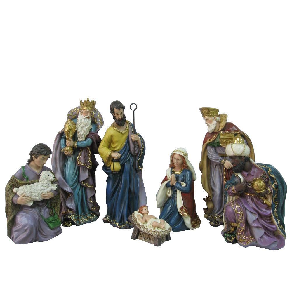 Home Accents Nativity Scene
