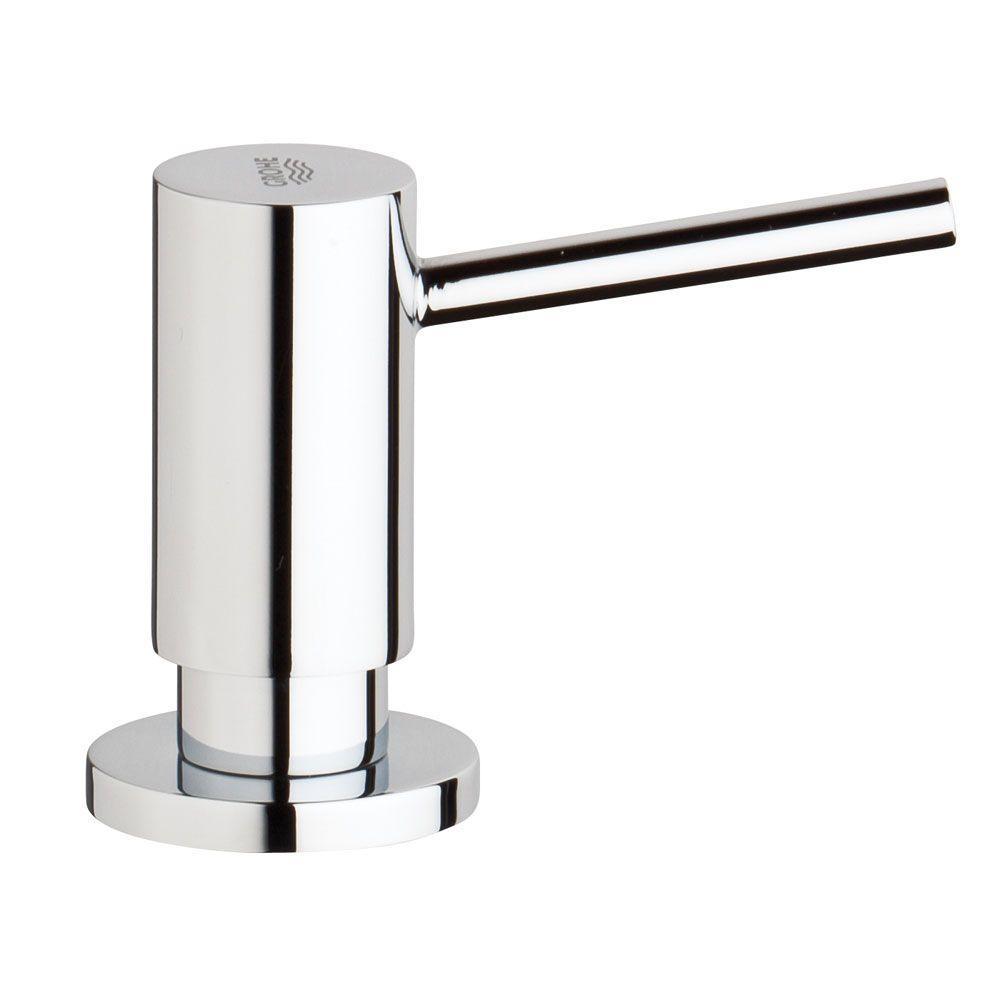 grohe kitchen faucet repair manual