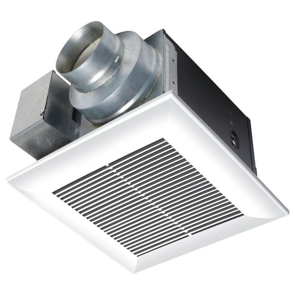 Panasonic Whisperceiling  Cfm Ceiling Exhaust Bath Fan Energy Star