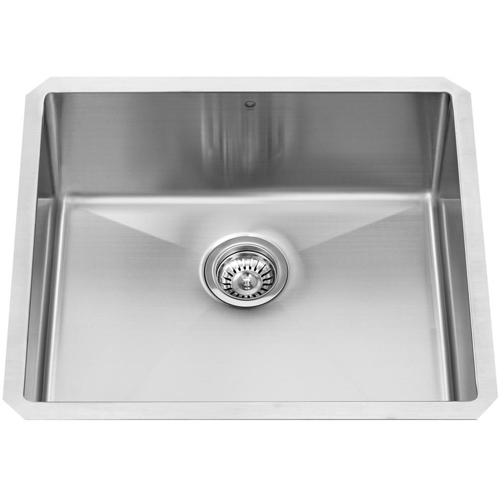 Dimensions Undermount Sink Stainless