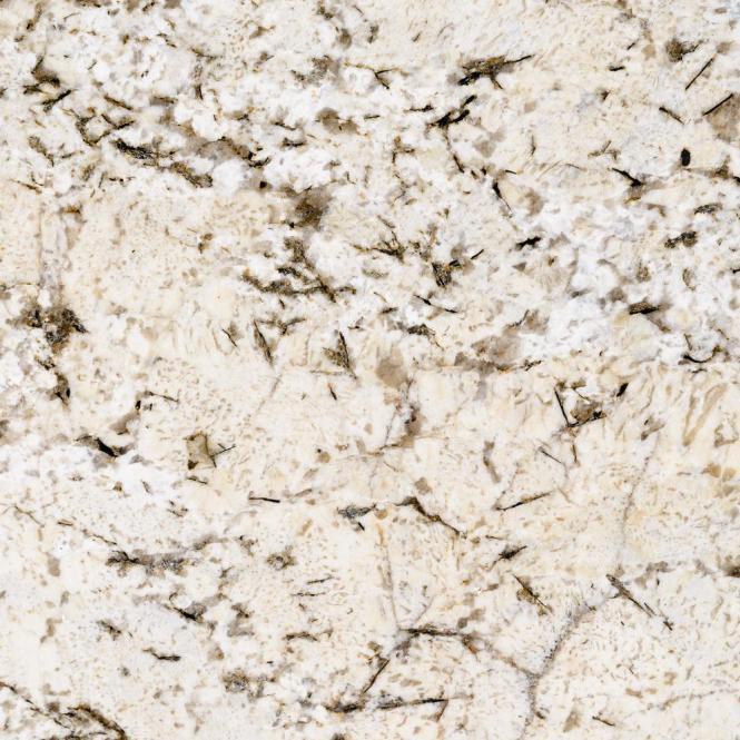 Granite Countertop Sample In White Sand