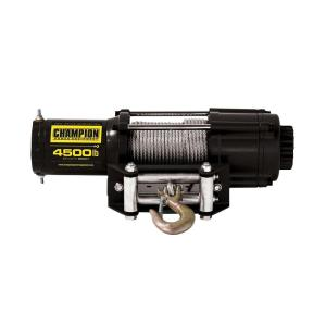 Champion Power Equipment 4500 lb Winch Kit40252  The