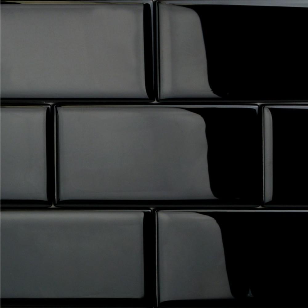 title | Black Subway Tile