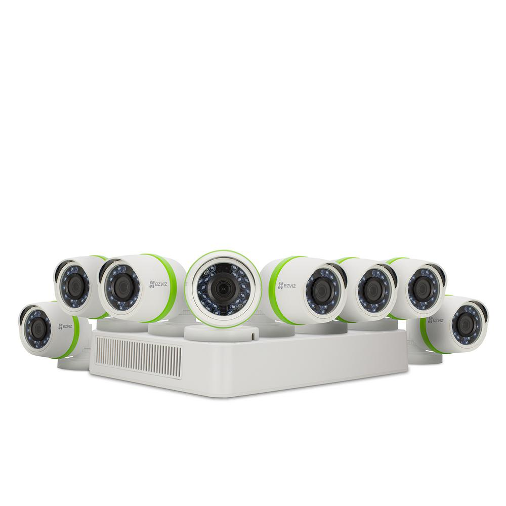 Ezviz Home Security 4 Camera System