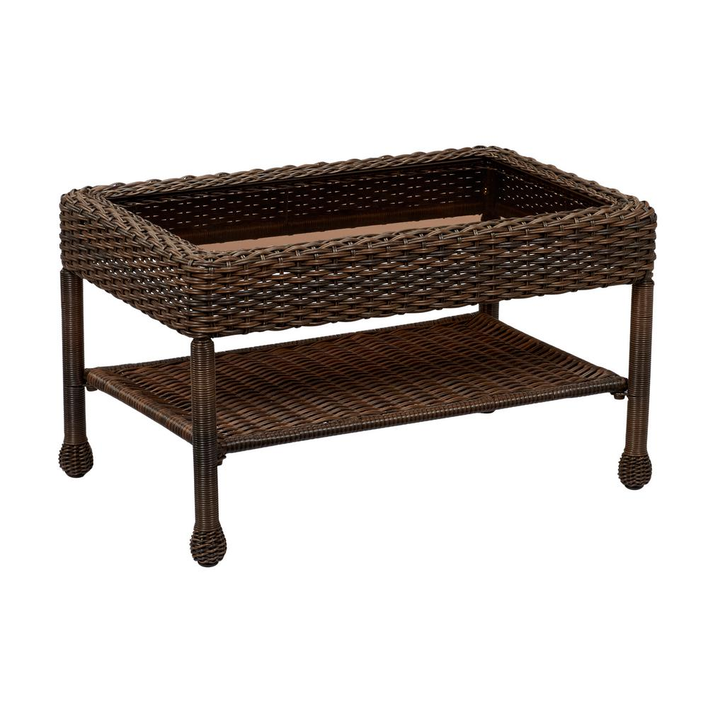 stylewell mix and match brown wicker