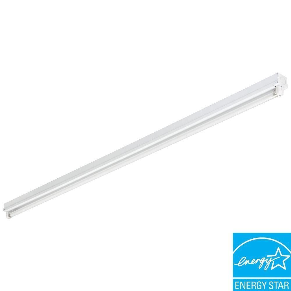 4ft Fluorescent Fixtures Kitchen