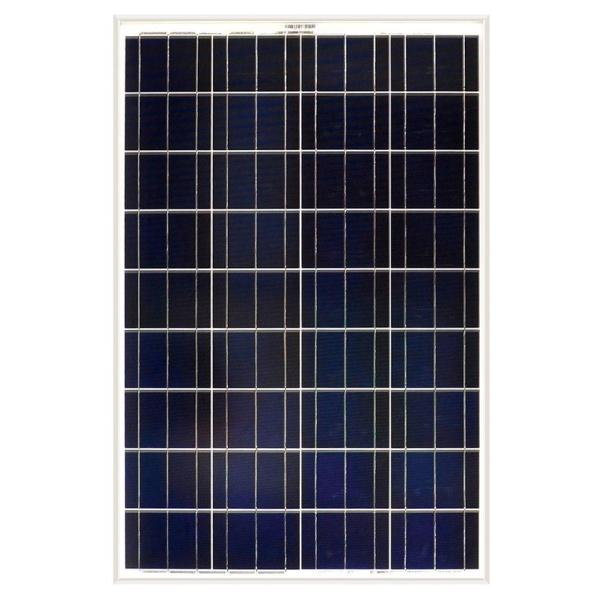 Grape Solar 100 Watt Polycrystalline Solar Panel for RV s  Boats and     Grape Solar 100 Watt Polycrystalline Solar Panel for RV s  Boats and 12 Volt