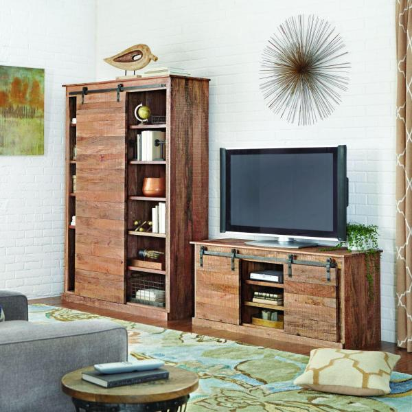 Home Decorators Collection Holden Natural Storage ...