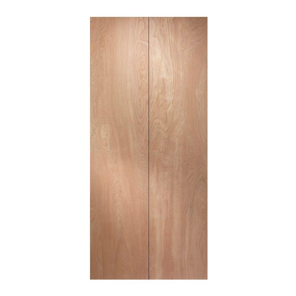 jeld wen 30 in x 80 in birch unfinished flush wood Jeld Wen 30 In X 80 In Birch Unfinished Flush Wood id=67730