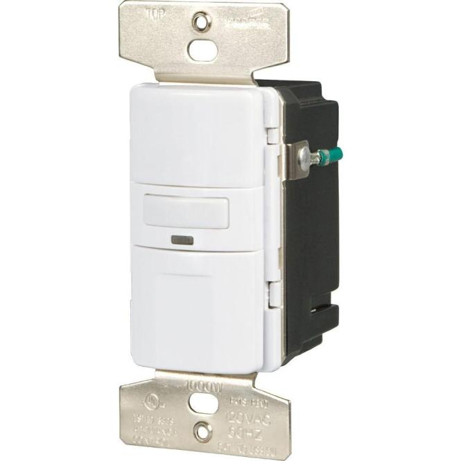 Ceiling Occupancy Sensor With Override Switch