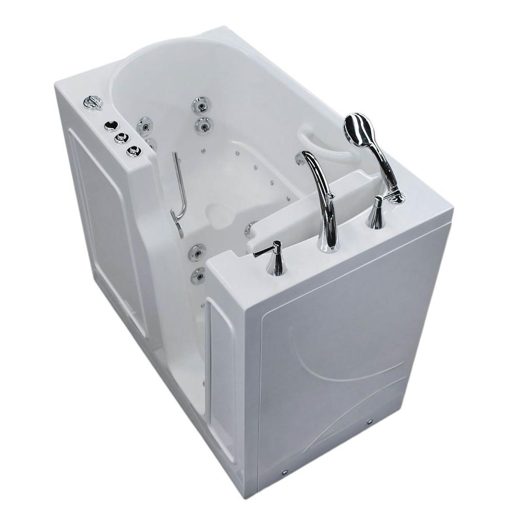 Universal Tubs HD Series 46 In Right Drain Quick Fill