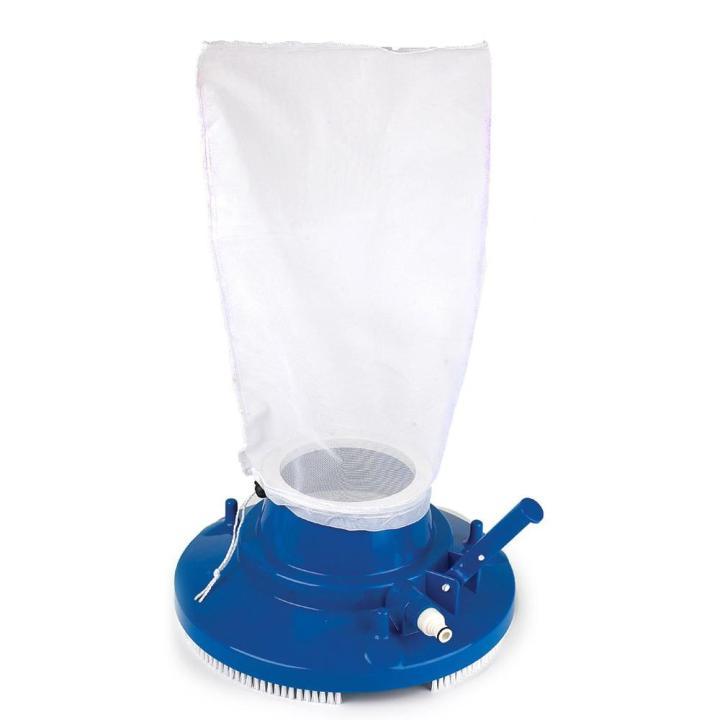 blue wave ultimate swimming leaf pool vacuum
