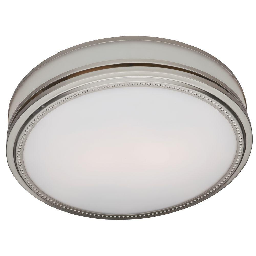 panasonic whisperwarm 110 cfm ceiling exhaust bath fan with light