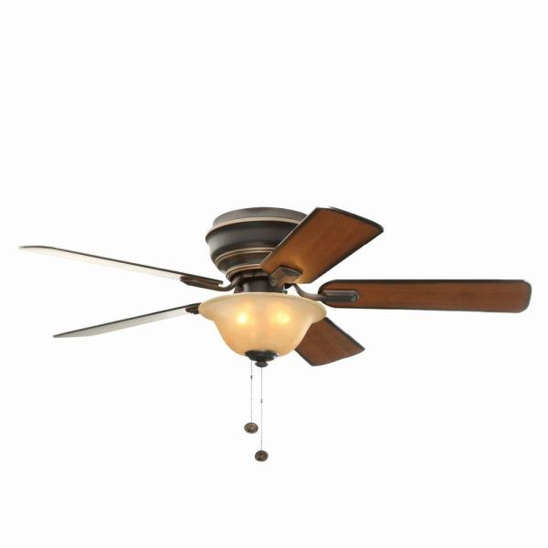 Hampton Bay Hawkins 44 in Brushed Nickel Ceiling Fan YG204 BN D     Hampton Bay Hawkins 44 in Brushed Nickel Ceiling Fan YG204 BN D   The Home  Depot