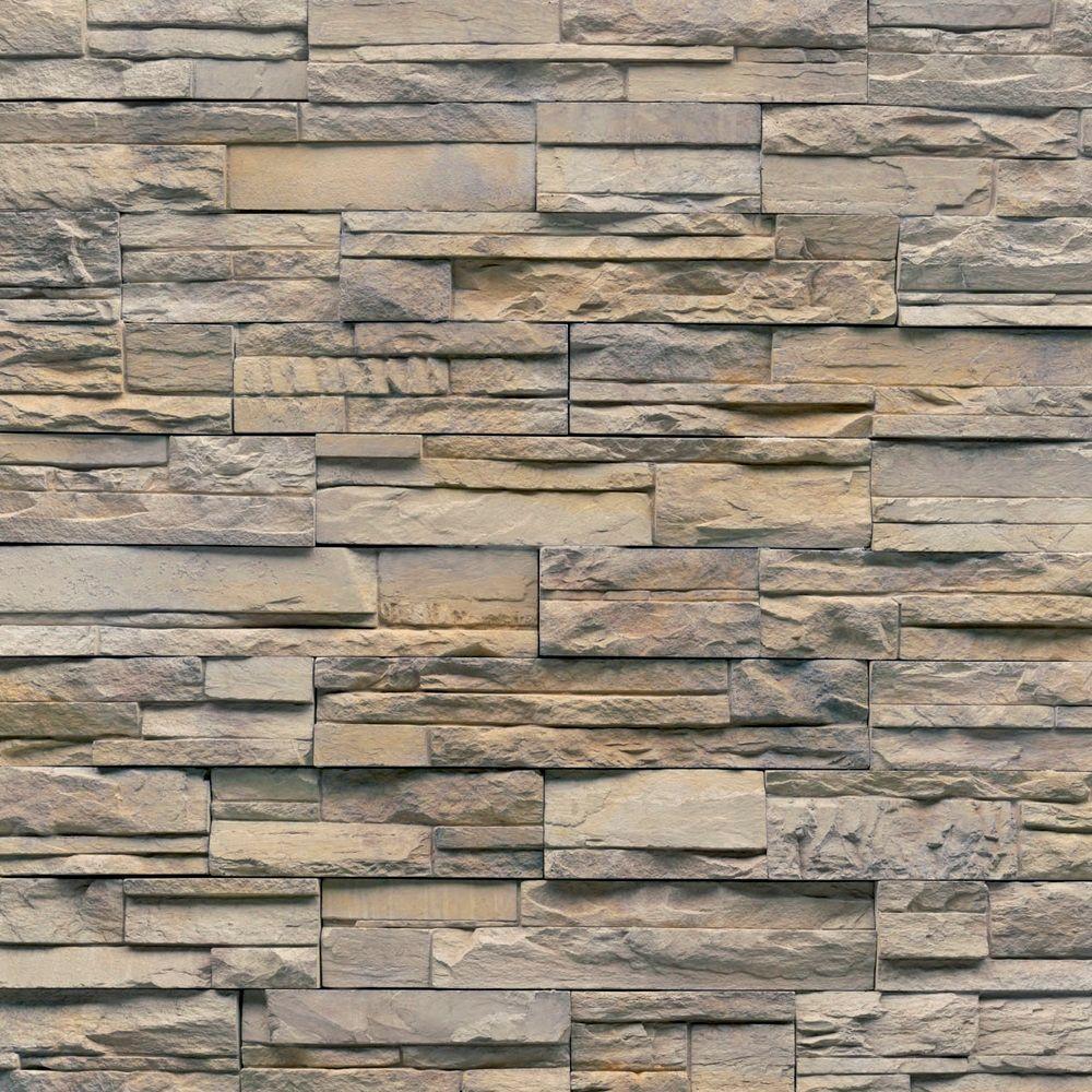 Veneerstone Imperial Stack Stone Vorago Flats 10 Sq Ft