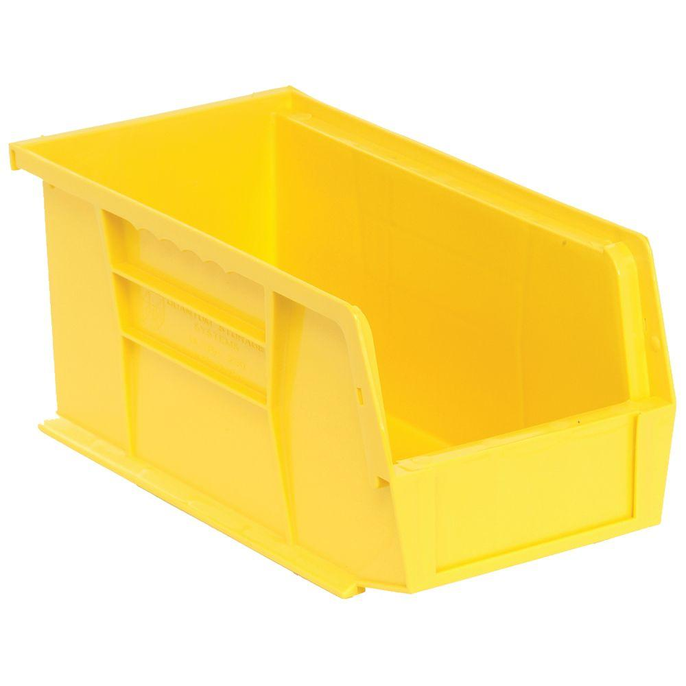 Wonderful 100 Gallon Clear Storage Bins - yellow-edsal-storage-bins-totes-pb8502y-64_1000  Collection_165520.jpg